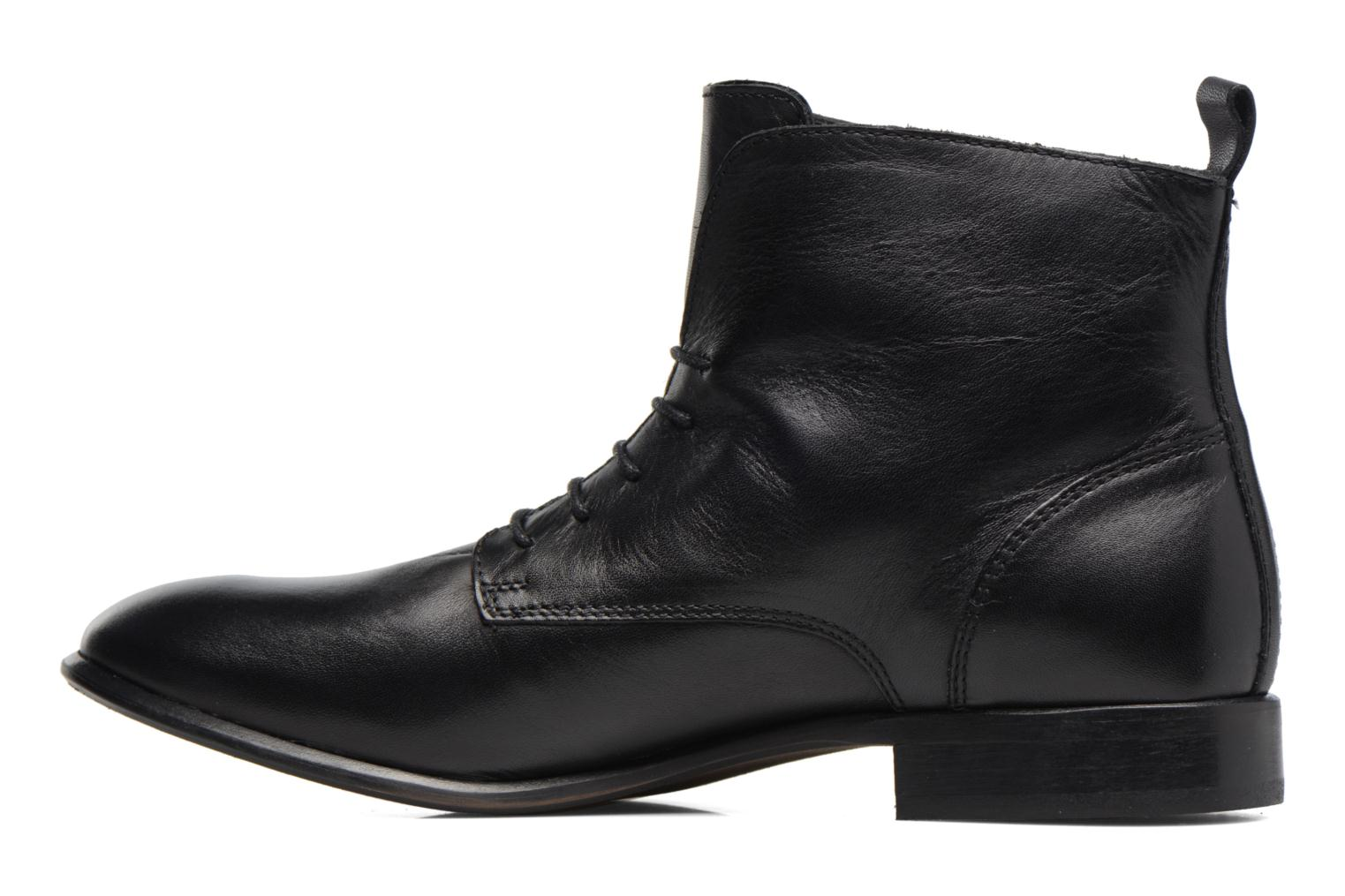 Ankle boots Georgia Rose Alyson Black front view