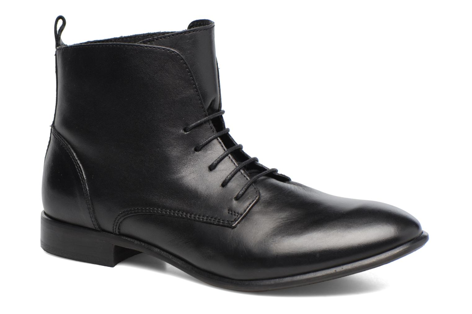 Ankle boots Georgia Rose Alyson Black detailed view/ Pair view