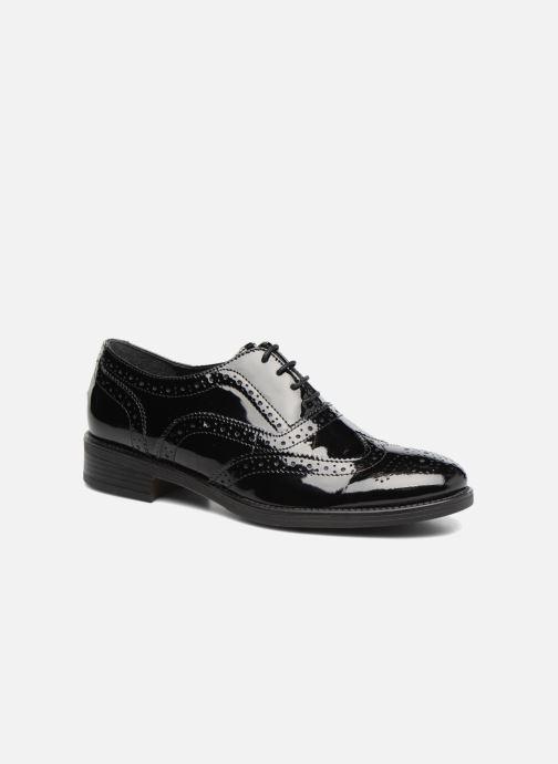 Zapatos con cordones Georgia Rose Aleria Negro vista de detalle / par