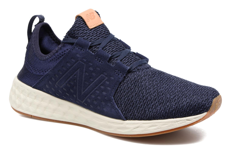 Sportschoenen New Balance MCRUZ Blauw detail