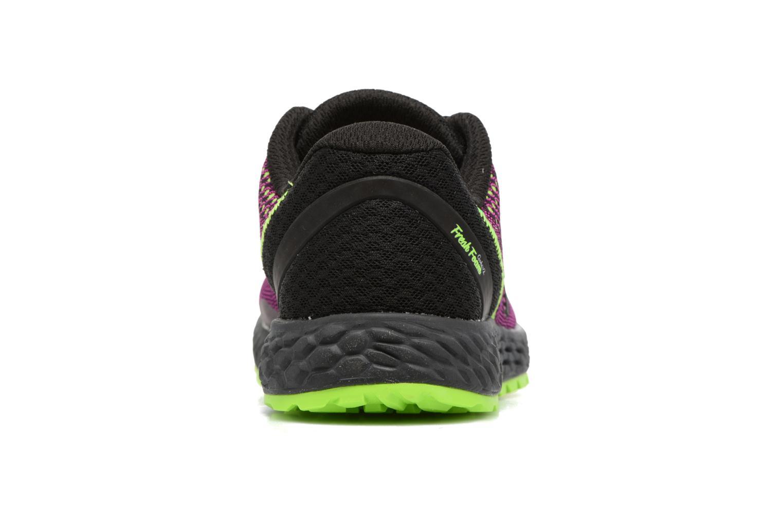 Zapatillas de deporte New Balance WTGOBI Violeta      vista lateral derecha