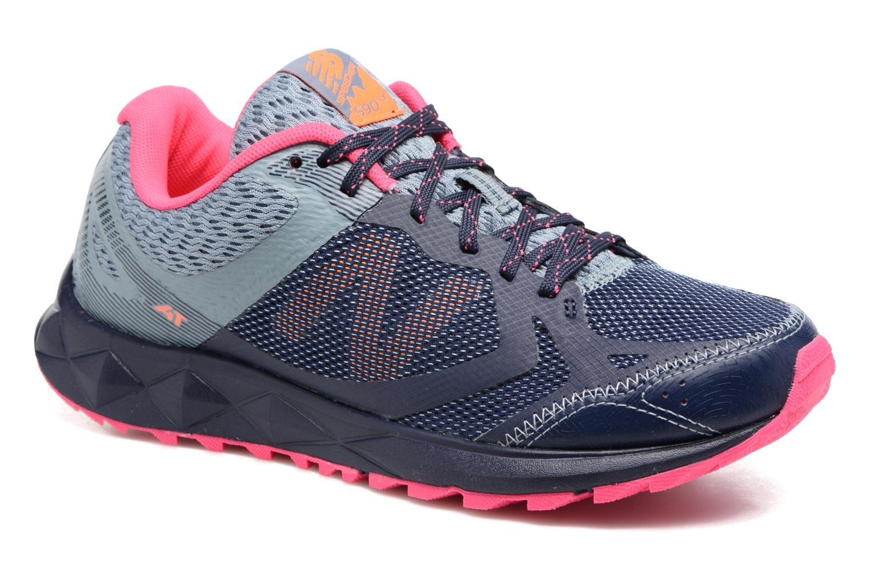 Zapatillas de deporte New Balance WT590L Azul vista de detalle / par