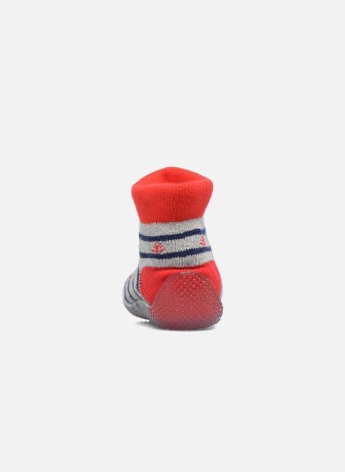 Socken & Strumpfhosen SARENZA POP Chaussons Chaussettes POP  Slippers blau ansicht von rechts