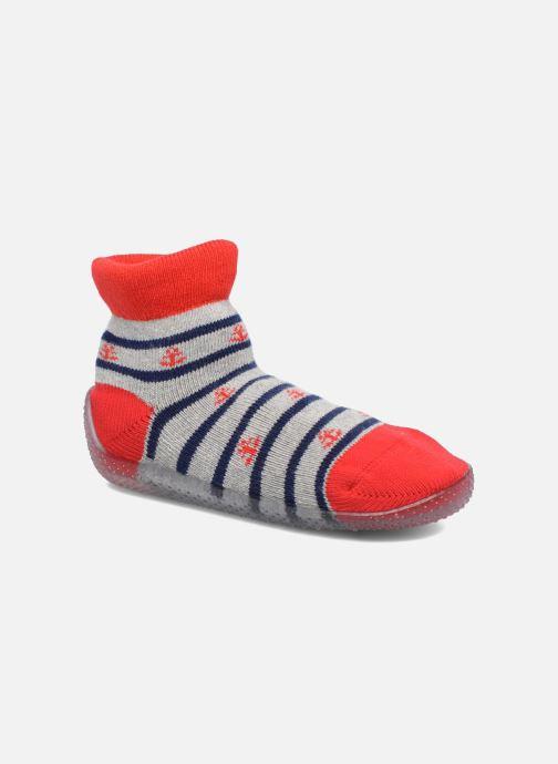 Chaussettes et collants SARENZA POP Chaussons Chaussettes POP  Slippers Bleu vue détail/paire