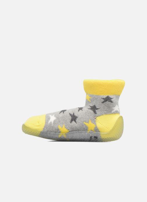 Socken & Strumpfhosen SARENZA POP Chaussons Chaussettes POP  Slippers gelb ansicht von vorne
