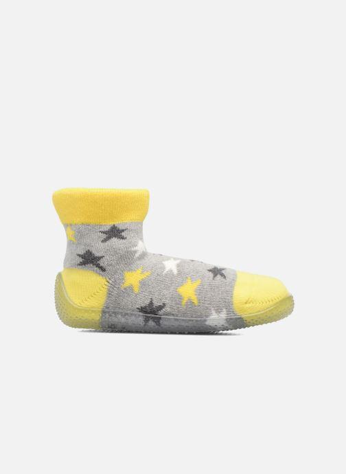 Socken & Strumpfhosen SARENZA POP Chaussons Chaussettes POP  Slippers gelb ansicht von hinten