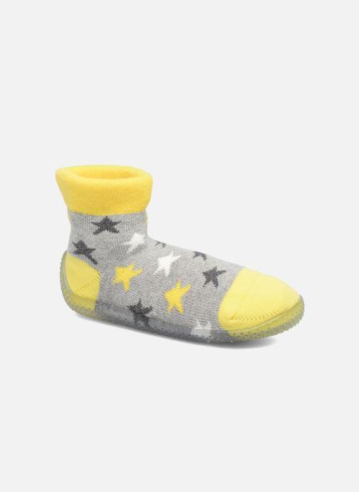 Sokken en panty's SARENZA POP Chaussons Chaussettes POP  Slippers Geel detail