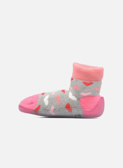 Socken & Strumpfhosen SARENZA POP Chaussons Chaussettes POP  Slippers rosa ansicht von vorne