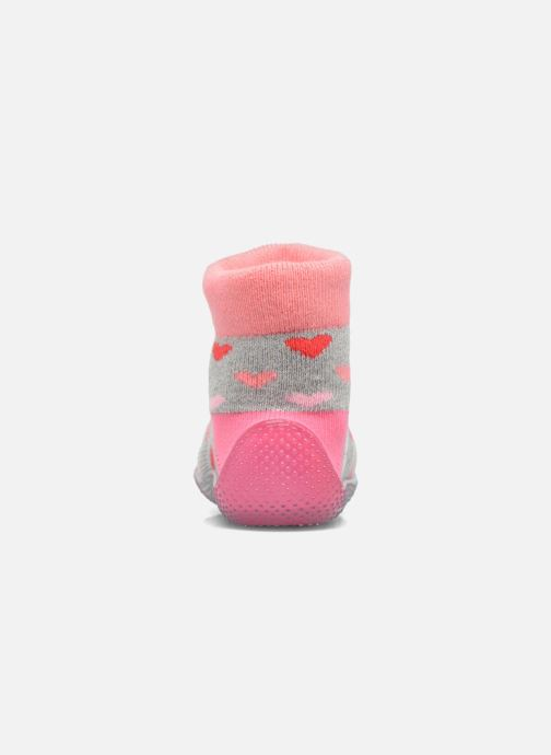 Calze e collant SARENZA POP Chaussons Chaussettes POP  Slippers Rosa immagine destra