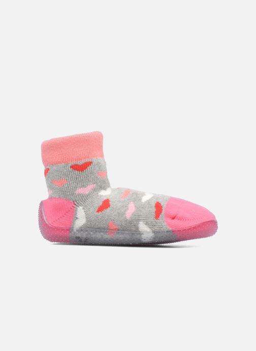 Socken & Strumpfhosen SARENZA POP Chaussons Chaussettes POP  Slippers rosa ansicht von hinten