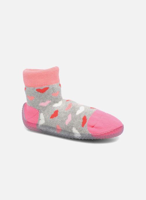Socken & Strumpfhosen SARENZA POP Chaussons Chaussettes POP  Slippers rosa detaillierte ansicht/modell