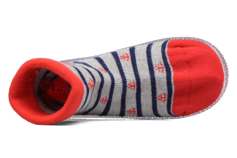 Chaussettes et collants SARENZA POP Chaussons Chaussettes POP  Slippers Bleu vue gauche