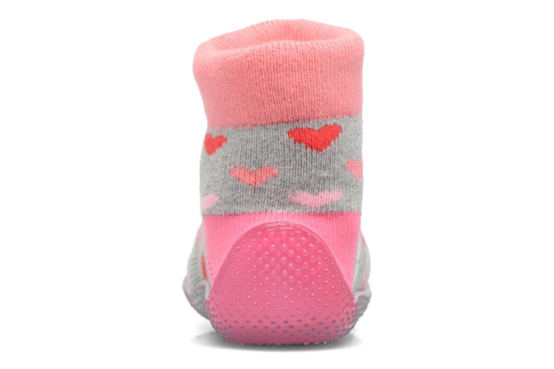 Sokken en panty's SARENZA POP Chaussons Chaussettes POP  Slippers Roze rechts