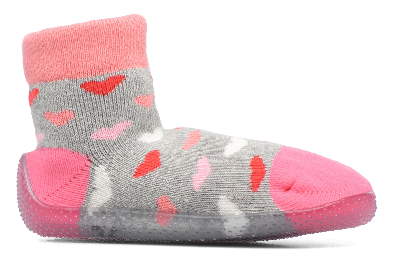 Sokken en panty's SARENZA POP Chaussons Chaussettes POP  Slippers Roze achterkant