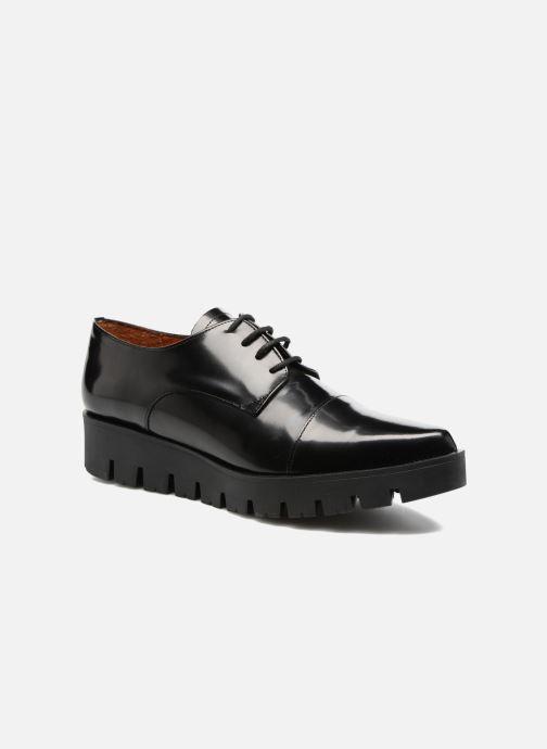 Chaussures à lacets Elizabeth Stuart Millau 308 Noir vue détail/paire