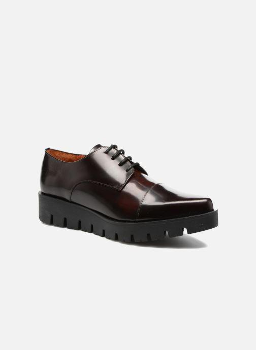 8a53f92771e5 Chaussures à lacets Elizabeth Stuart Millau 308 Bordeaux vue détail/paire