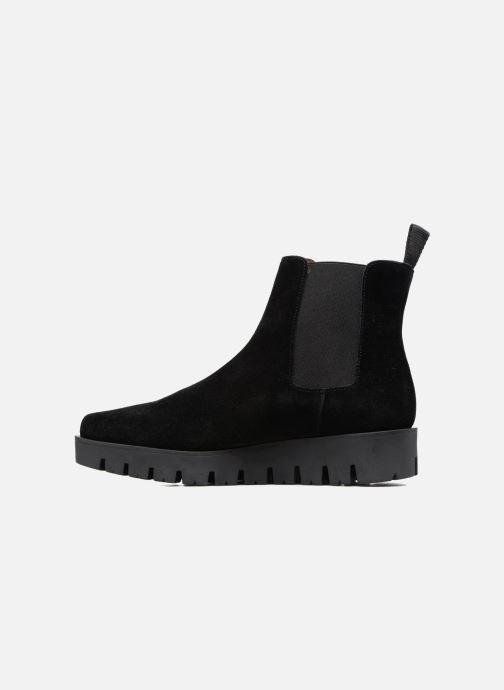 Boots en enkellaarsjes Elizabeth Stuart Mirot 500 Zwart voorkant