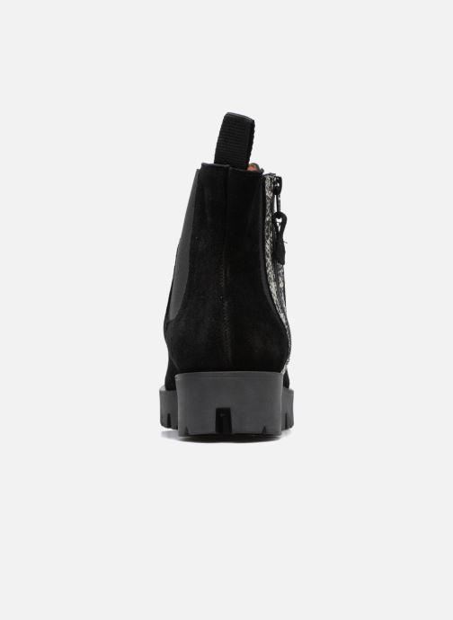 Bottines et boots Elizabeth Stuart Mirot 500 Noir vue droite