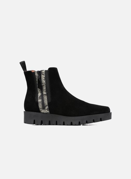 Boots en enkellaarsjes Elizabeth Stuart Mirot 500 Zwart achterkant