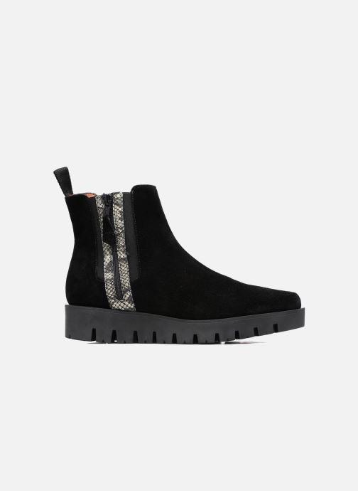 Bottines et boots Elizabeth Stuart Mirot 500 Noir vue derrière