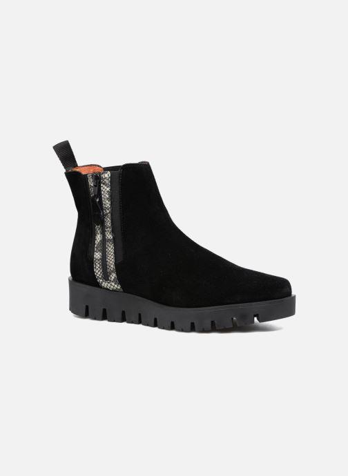 Bottines et boots Elizabeth Stuart Mirot 500 Noir vue détail/paire