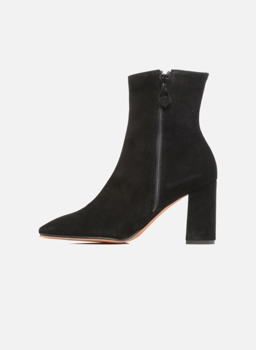 Boots en enkellaarsjes Elizabeth Stuart Pista 593 Zwart voorkant