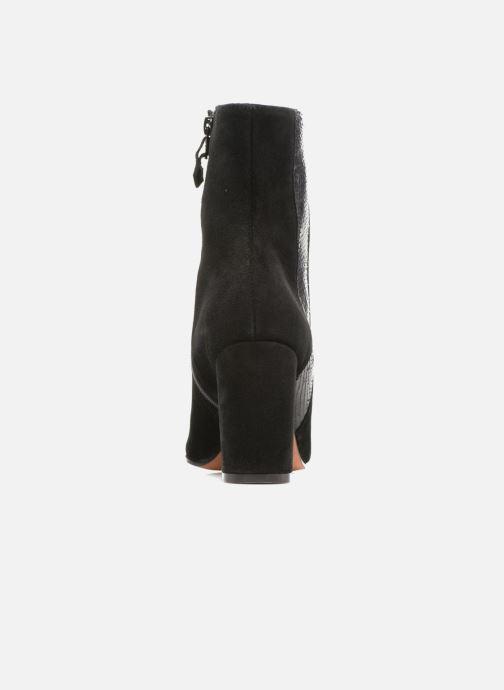 Boots en enkellaarsjes Elizabeth Stuart Pista 593 Zwart rechts