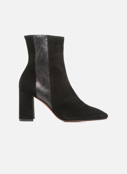 Boots en enkellaarsjes Elizabeth Stuart Pista 593 Zwart achterkant