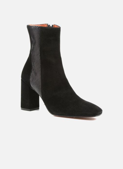 Boots en enkellaarsjes Elizabeth Stuart Pista 593 Zwart detail