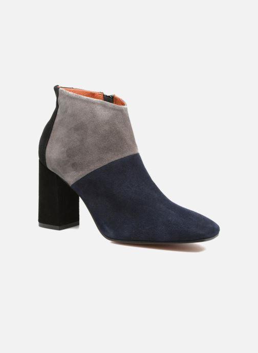 Bottines et boots Elizabeth Stuart Picola 300/3 Bleu vue détail/paire