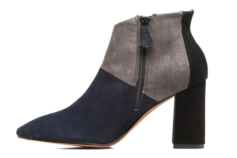 Bottines et boots Elizabeth Stuart Picola 300/3 Bleu vue face