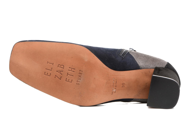 Bottines et boots Elizabeth Stuart Picola 300/3 Bleu vue haut