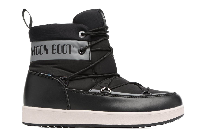 Zapatillas de deporte Moon Boot Neil W Negro vistra trasera