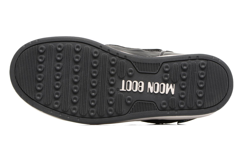 Zapatillas de deporte Moon Boot Neil W Negro vista de arriba