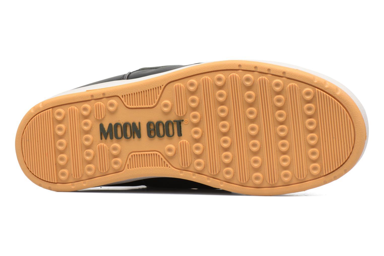 Chaussures de sport Moon Boot Neil W Vert vue haut