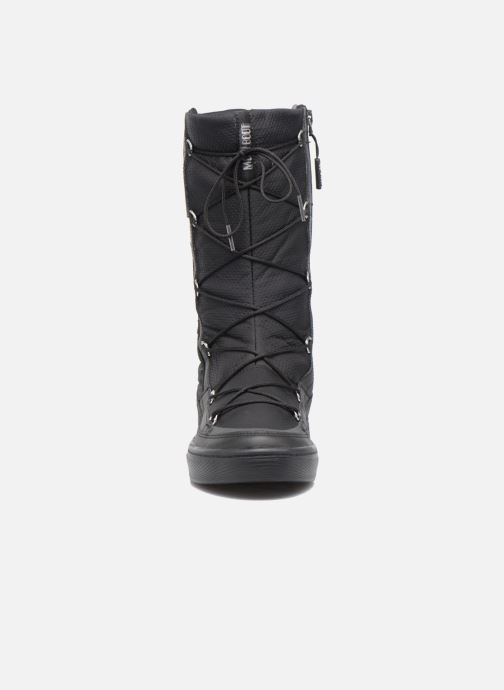 Scarpe sportive Moon Boot Moon Boot Vega Hi Nero modello indossato