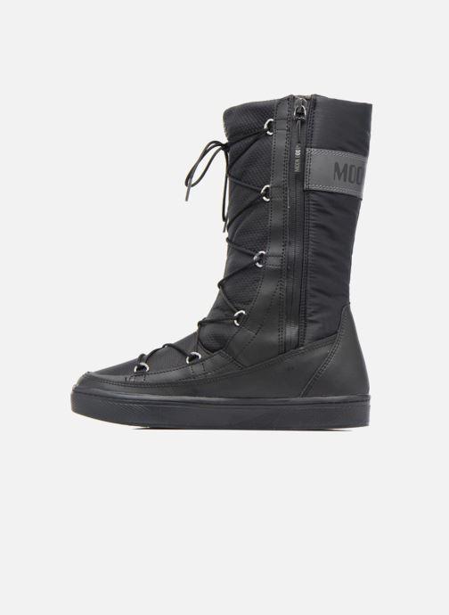 Zapatillas de deporte Moon Boot Moon Boot Vega Hi Negro vista de frente