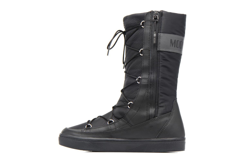 Chaussures de sport Moon Boot Moon Boot Vega Hi Noir vue face