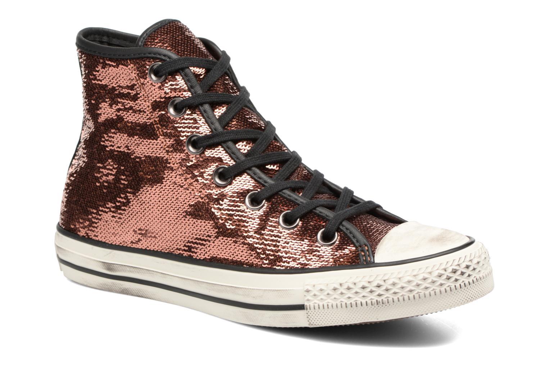 Nuevos zapatos para hombres y mujeres, descuento Converse por tiempo limitado  Converse descuento Chuck Taylor All Star Distressd Hi (Oro y bronce) - Deportivas en Más cómodo 33babd