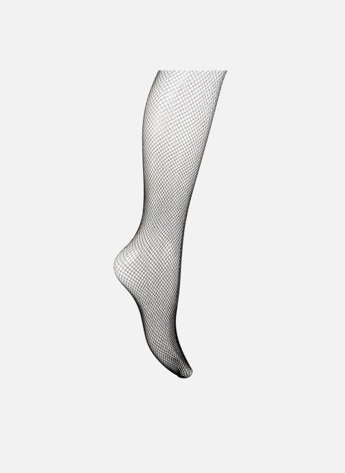 Chaussettes et collants Sarenza Wear Collants Résilles Femme Noir vue détail/paire