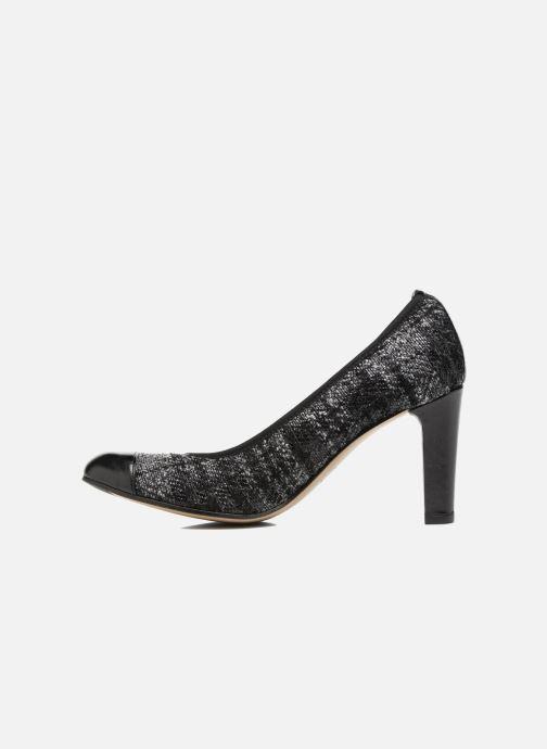High heels Elizabeth Stuart Clarias 507 Black front view