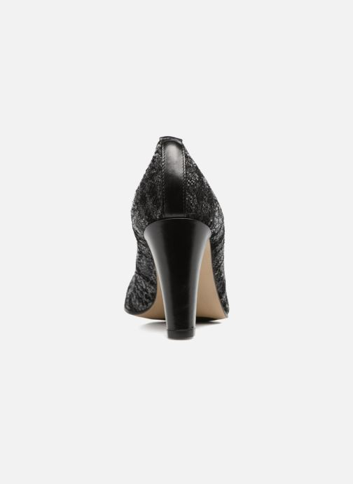 High heels Elizabeth Stuart Clarias 507 Black view from the right