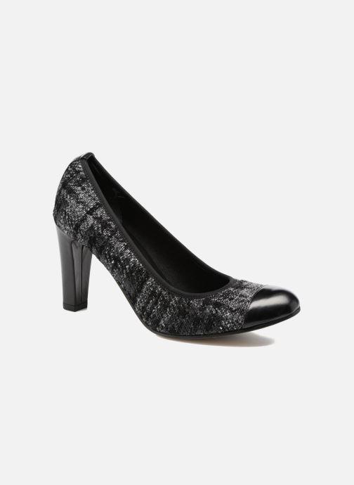 High heels Elizabeth Stuart Clarias 507 Black detailed view/ Pair view
