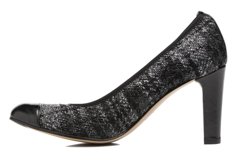 Zapatos de tacón Elizabeth Stuart Clarias 507 Negro vista de frente