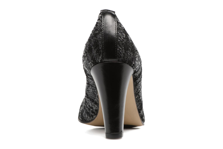 Zapatos de tacón Elizabeth Stuart Clarias 507 Negro vista lateral derecha