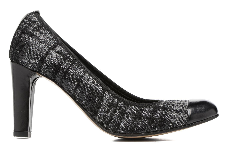 Zapatos de tacón Elizabeth Stuart Clarias 507 Negro vistra trasera