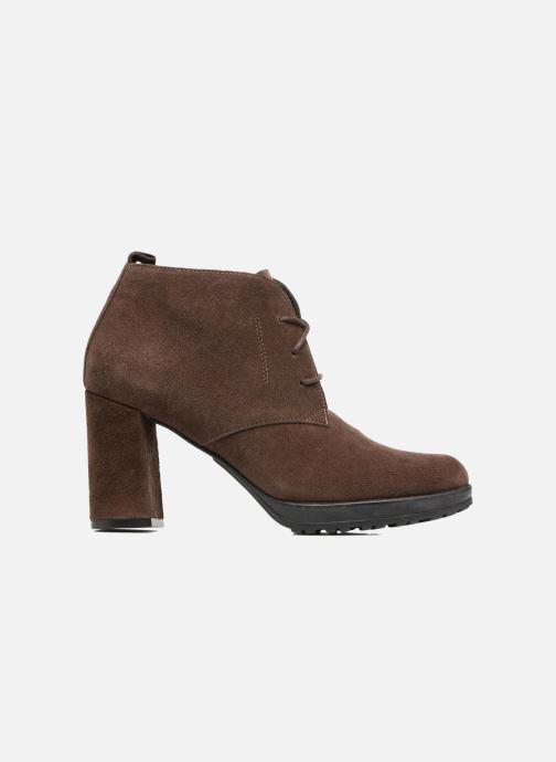 Bottines et boots Elizabeth Stuart Sygur 334 Marron vue derrière
