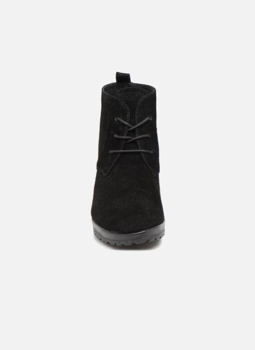 Et Stuart 334 Sygur Boots Elizabeth Noir Bottines Pk80wXnO