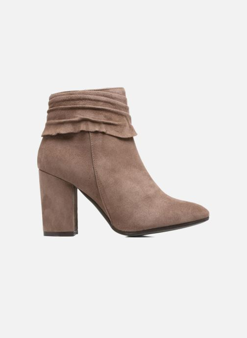 Ankle boots Elizabeth Stuart Volla Beige back view