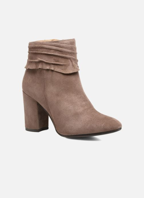 Bottines et boots Elizabeth Stuart Volla Beige vue détail/paire